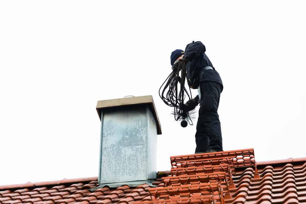 C4U Inspections - Kelowna Home Inspector | Chimney Maintenance